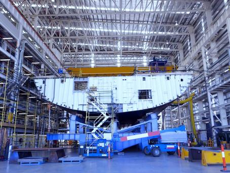 Marine Industry Laser Scanning Solutions