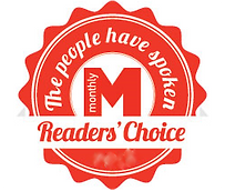 Bluffton Magazine Readers Choice Award Winner