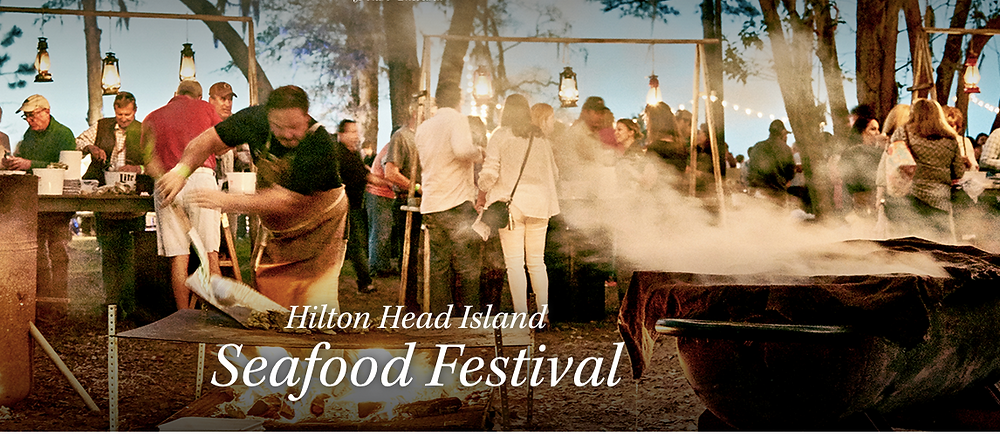 The HHI Seafood Festival