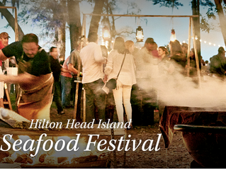The 11th Annual Hilton Head Island Seafood Festival is coming up!  Plan your trip now!