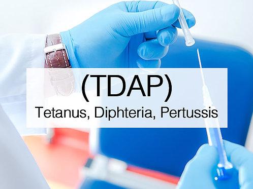 Diptheria, Tetanus, Pertussis - Boostrix
