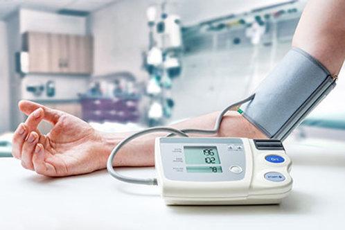 Blood Pressure Monitoring (24-hr)