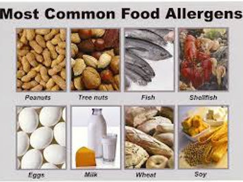 80 Common Allergens