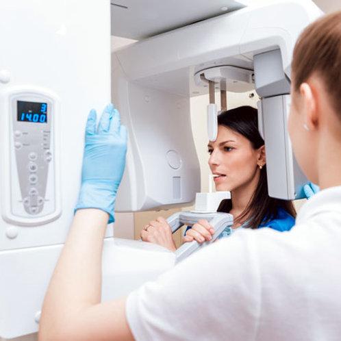 Oral Examination & Panoramic  X-Ray