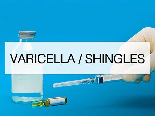 Shingles - Zostavax