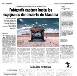 Diario Las Ultimas Noticias 20/10/16