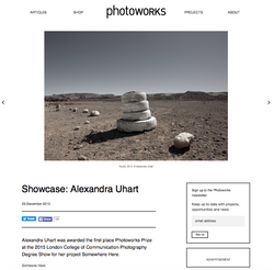 Feature in Photoworks.