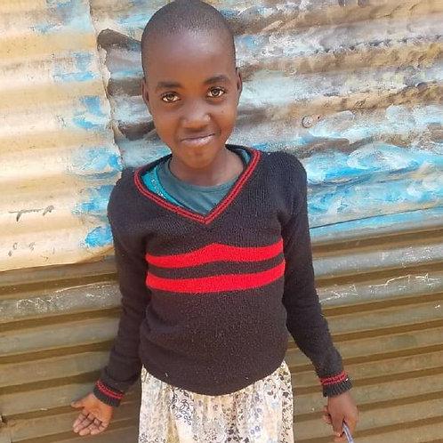 Mackline Mbambu - Monthly Sponsorship