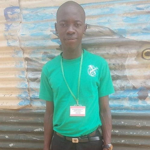 Mr. Muhumuza Biver - Monthly Sponsorship