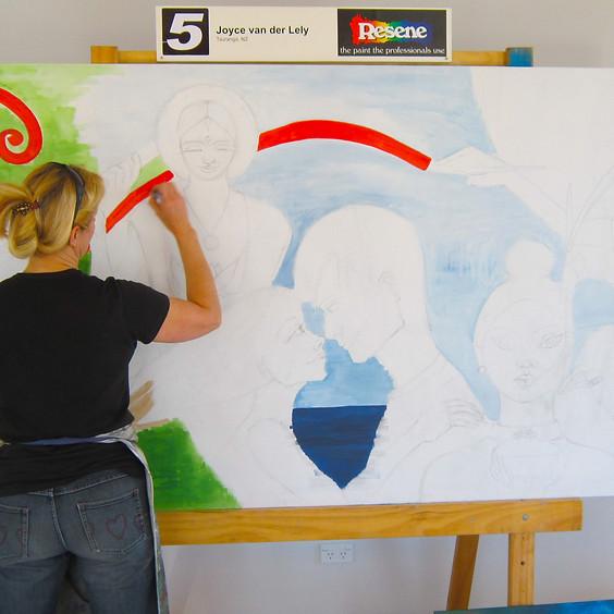 NZ Mural Contest 2021 *POSTPONED UNTIL APRIL 2022*