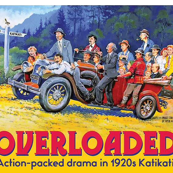 Overloaded    *sold out*