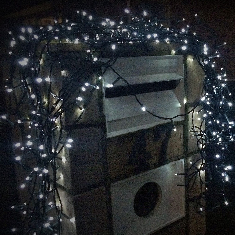 Light Up Your Letterbox Competition