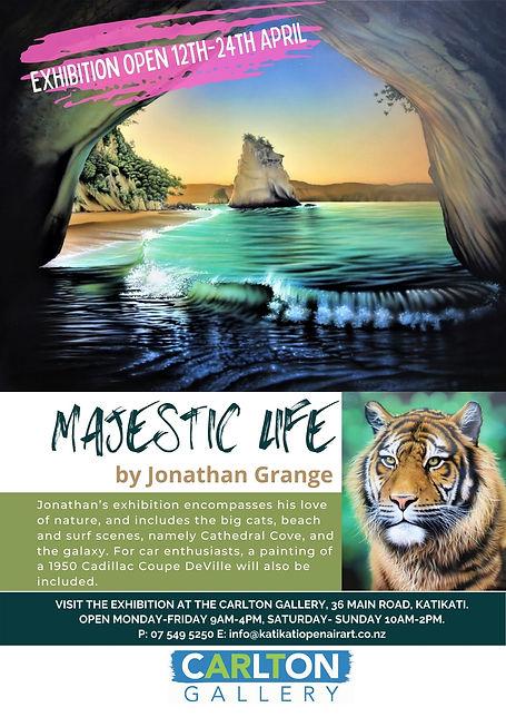Carlton Gallery Jonathan Grange 12th-24t