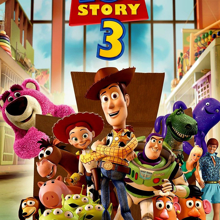 Katikati Lions Club 3D Movie - Toy Story 3 *SOLD OUT*