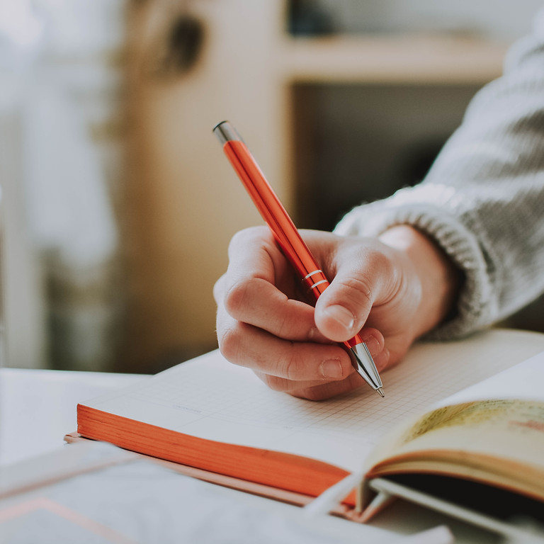 Creative Writing Workshop **BOOKED OUT**
