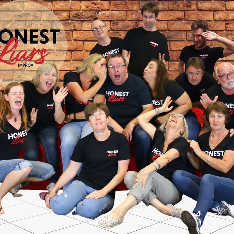 Improv Comedy Jam with The Honest Liars **Postponed**