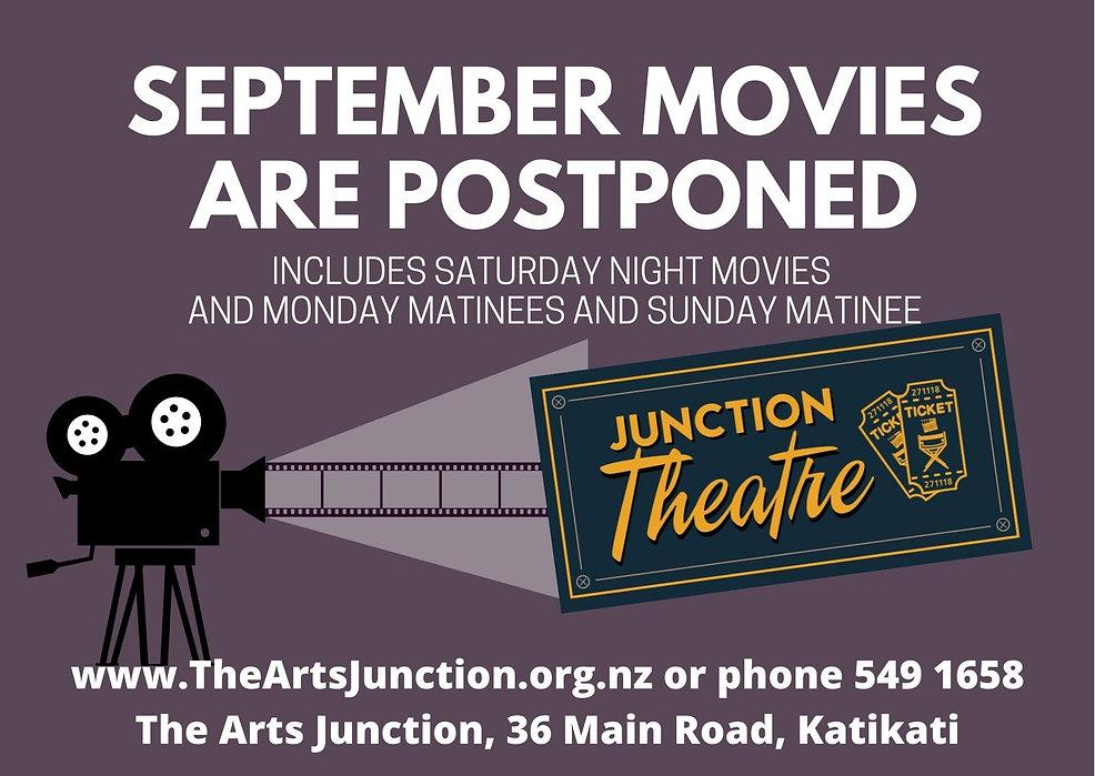 Arts Junction movies postponed.jpg