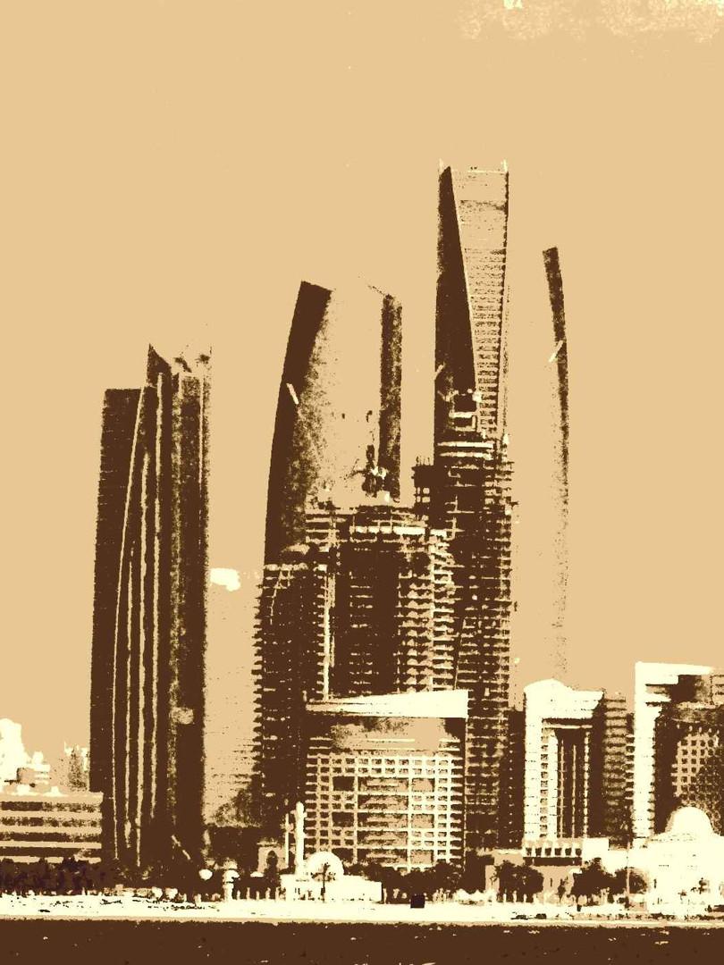 Abu Dhabi Island