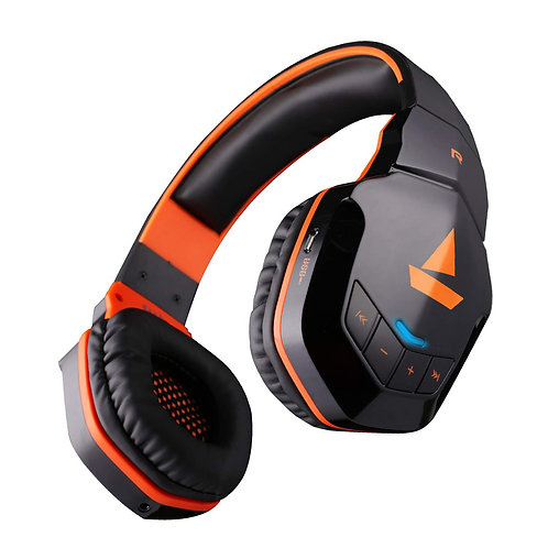 Boat Rockerz 510 Bluetooth Headphone with Thumping Bass, Up to 10H Playtime, Dua