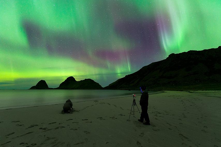 Aurora Arctic Light Northern Light