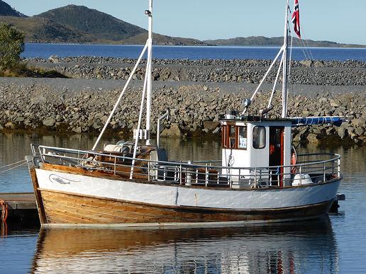Autentisk kystfiske på Fjordcamp.