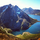 Guided journeys  all year, Hiking and Rambling in Northern Norway Bø Vesterålen Lofoten