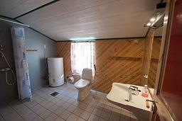 overnatting handicap hytte / funksjonshemmet / rullator