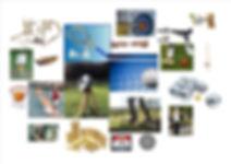 Aktiviteter og konkurranser, hinderløype, øksekast, bueskyting, strand volleyball, palleløp, steinstøting, quiz, hesteridning, roing, luftpistol skyting, tømmerstokk kasting, melkespann holding, tautrekking, stylter, pil og bue, kubb, badmington, boccia