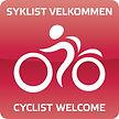 Leie sykkel i Bø Vesterålen Lofoten Nord Norge. Sykkelutleie Syklist Velkommen Cyclist Welcome Biking in Norway Bikes for hire Vesterålen Lofoten Northern Norway, Travel Vesteraalen, attraksjoner vesterålen, opplevelser vesterålen