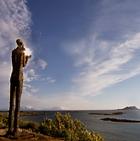 Artscape Nordland Mannen fra havet skulpturlandskap nordland