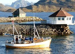 Skreifiske kystfiske ekte fiskebåt chartertur Båtutleie