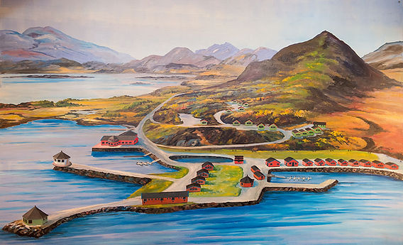 Camping Bø Vesterålen Northern Norway Lofoten fishcamp cabins cottages accommodation, What to do experiences activities