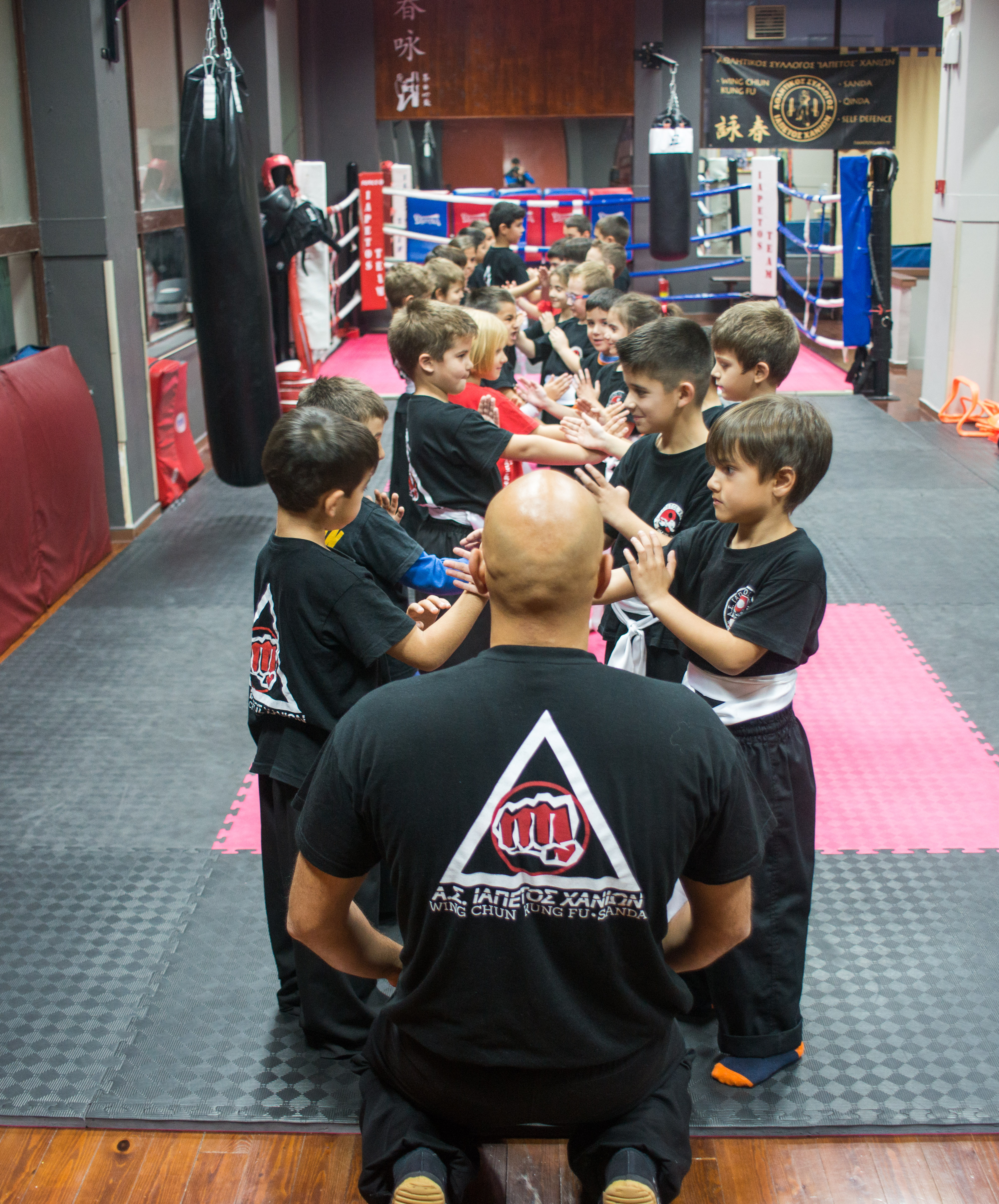 Wing Chun Kids!