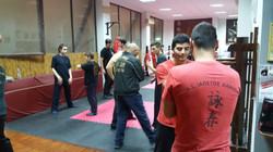 Wing Chun Seminar-Sifu Brebos