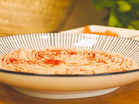Hummus de fesols