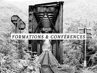 Formations et conférences