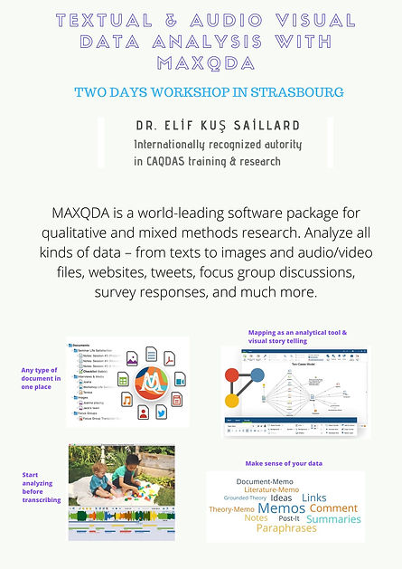 MAXQDA training