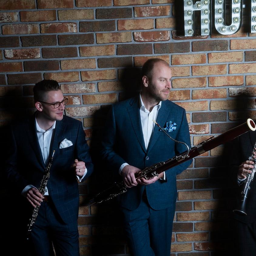 Trio v Atriu na Žižkově