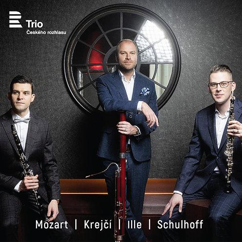 CD Mozart - Krejčí - Ille - Schulhoff