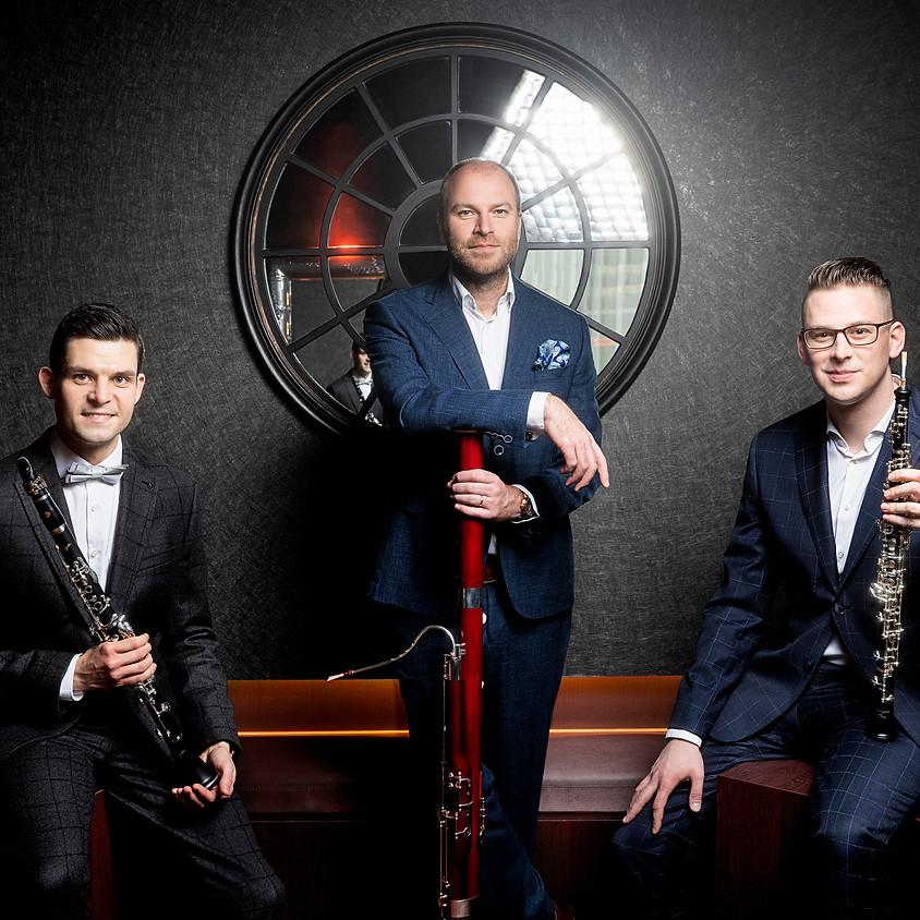 Trio v Táboře