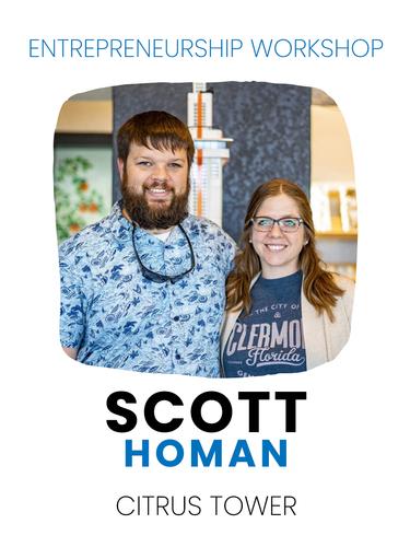 Entrepreneurship   Scott Homan
