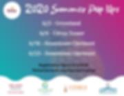 Summer Pop Ups PostCard Image - All Date
