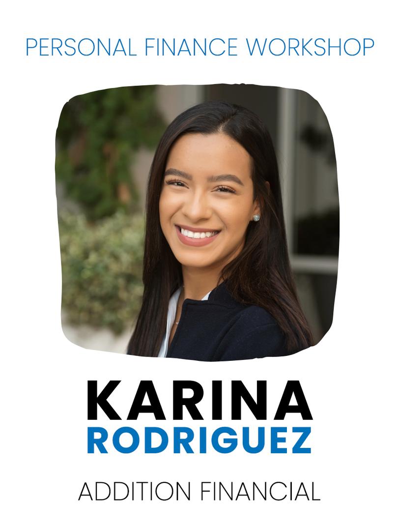 Personal Finance   Karina Rodriguez