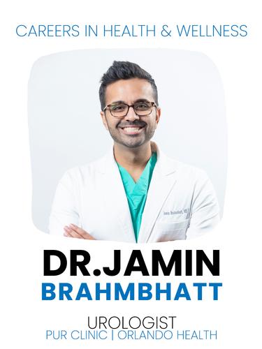 Health & Wellness   Dr. Jamin Brahmbhatt