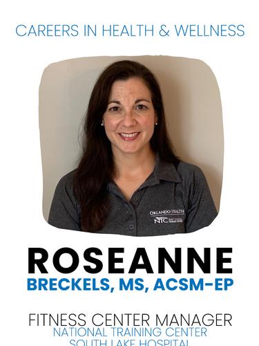 Health & Wellness   Roseanne Breckels