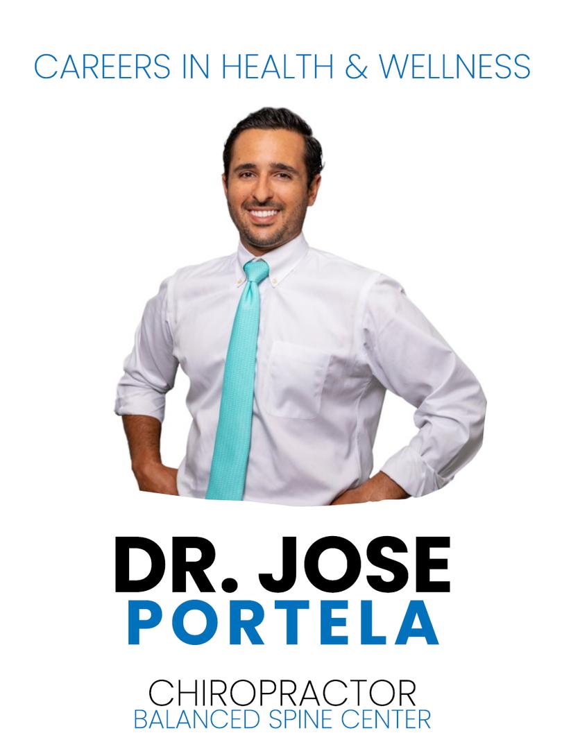 Health and Wellness   Dr. Jose Portela