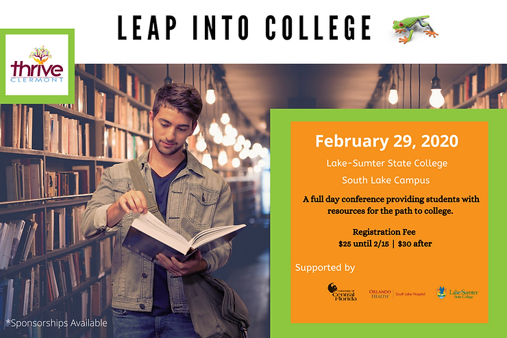 Leap Into College Post Card 2 - Updated