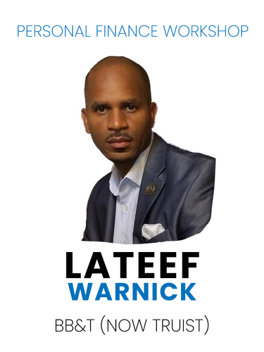 Personal Finance   Lateef Warnick