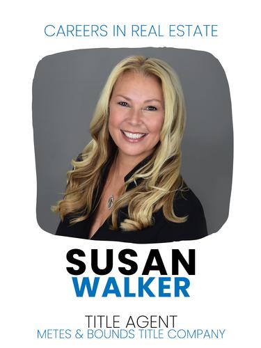 Real Estate   Susan Walker