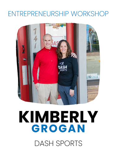 Entrepreneurship   Kimberly Grogan